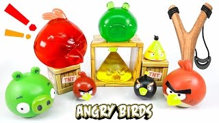 Download DIY ANGRY BIRDS JELLY - HOW TO MAKE EDIBLE COLORS ANGRY BIRDS GUMMY PUDDING ! RECIPE EASY LEARN Video