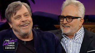 Download Young Bradley Whitford Got a Great Tip from Mark Hamill Video
