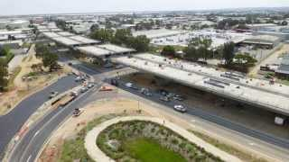 Download South Road Superway timelapse Video