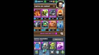Download Ma diffusion Clash Royale Video