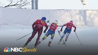 Download Randall, Diggins win gold, ending U.S. cross-country drought Video