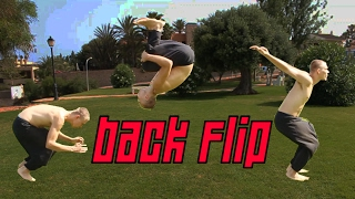 Download Backflip | Tutorial | Freerunning & Tricking Video