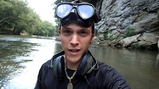 Download River Treasure! - Iphone 6, Camera, Rings, Knives and More! Video