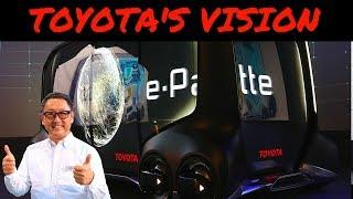 Download Toyota's e-Palette Video