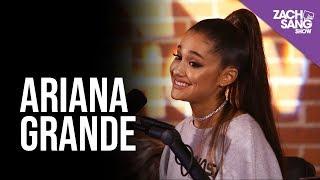 Download Ariana Grande Talks Sweetener, Pete Davidson & Nicki Minaj Video