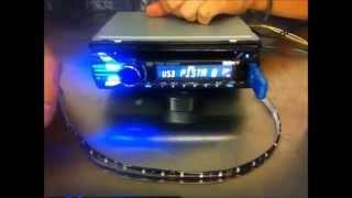Download como conectar autoestereo en casa Video
