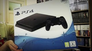Download Ausgepackt! #135 ~ PlayStation 4 Slim (Unboxing) Video