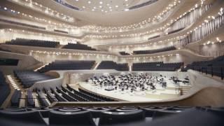Download Elbphilharmonie Hamburg by Herzog & de Meuron virtual fly through by Kai Heuser Video