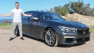 Download 2018 BMW M760i Review - Better Than A Rolls Royce? Video