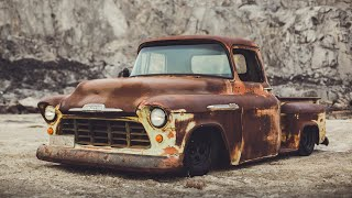 Download Patina - 1956 V8 Chevy Step Side Video