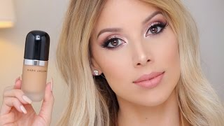 Download MARC JACOBS Remarcable foundation | REVIEW, SWATCHES, DEMO | LustreLux Video