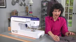 Download Make a trendy fleece coat on It's Sew Easy with Joanne Banko (1710-2) Video