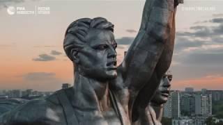 Download Нереальная Москва с высоты птичьего полета Video