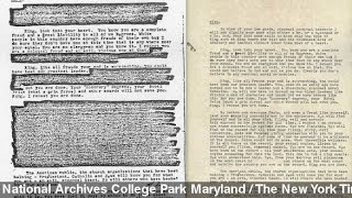 Download FBI Letter To MLK Shows Sinister Side Of Government Spying Video