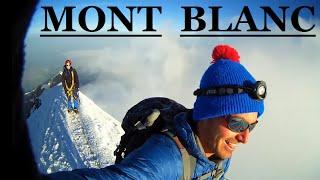 Download Mont Blanc (4810m) Besteigung 20-21 Aug. 2012 (Normalweg) Video