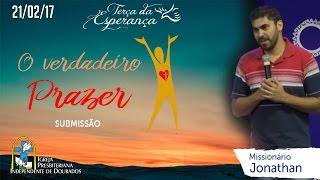 Download TERÇA DA ESPERANÇA - SUBMISSÃO - MIS: JONATHAN - 21/02/17 - 20:00 - HORAS Video