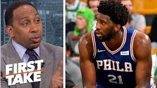 Download 'The 76ers are a disappointment' - Stephen A. Smith | First Take Video