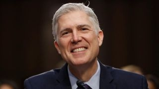 Download Gorsuch finds himself in the middle of a Senate showdown Video