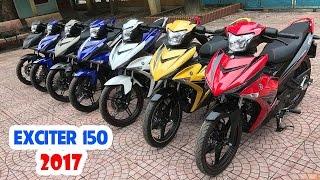 Download Yamaha Exciter 150cc 2017 ▶ Tổng hợp các màu sắc xe! Video