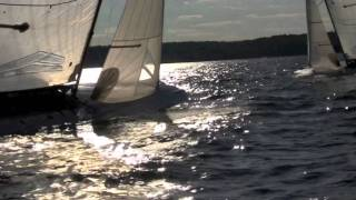Download Lake Geneva Yacht Club A Scow Races Video
