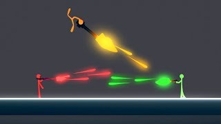 Download WORLD'S BEST STICK FIGHTER GAME EVER! (Stick Fight #1) Video
