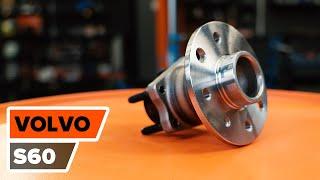 Download Så byter du hjullager, bak på VOLVO S60 1 [GUIDE] Video