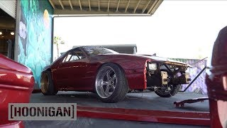 Download [HOONIGAN] DT 042: Hert's Mazda FC RX7 TWERKSTALLION (Rotary Swap?) Video