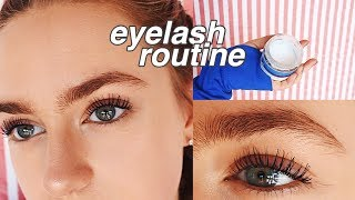 Download Eyelash/Mascara Routine!! | How To Get Long & Curly Lashes Video
