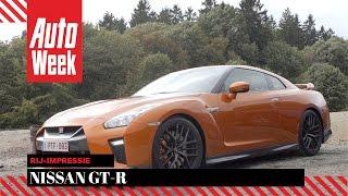 Download Nissan GT-R 2017 - AutoWeek review Video