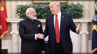 Download WHEN TRUMP MET WITH THE INDIAN PM, NO ONE THOUGHT THEY'D END UP DOING THIS Video