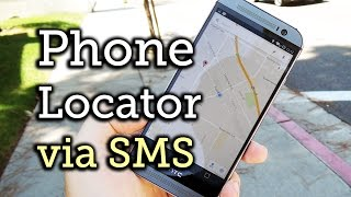 Download Track Down Your Android Phone Using a Text Message - No Mobile Data Required [How-To] Video