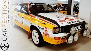Download Audi Quattro: How They Created A Rally Legend - Carfection Video