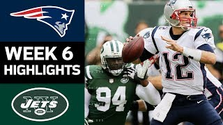 Download Patriots vs. Jets | NFL Week 6 Game Highlights Video