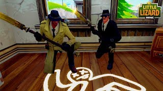 Download A FORTNITE MURDER MYSTERY!! *NEW SKINS* Fortnite Short Film Video