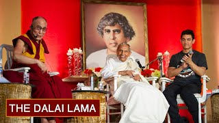 Download Interactive Session with H.H. the Dalai Lama & Rev. Dada J.P. Vaswani, Hosted by Aamir Khan Video