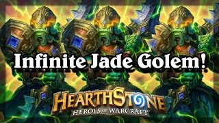 Download Hearthstone - Infinite Jade Golem! Video