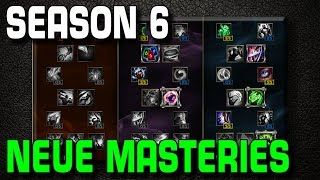 Download Season 6 - Masteries Änderungen | League of Legends Video