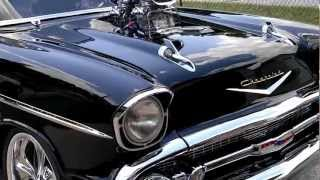 Download 1000 HORSEPOWER 57 CHEVY BURNOUT. Video