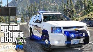 Download LSPDFR #443 - JJ TAHOE PATROL!! (GTA 5 REAL LIFE POLICE MOD) Video