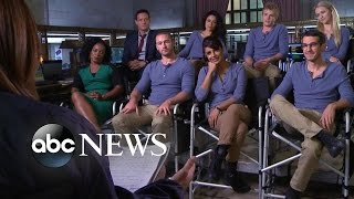 Download Behind the Scenes Look at 'Quantico' Video