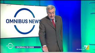 Download Omnibus News (Puntata 25/10/2016) Video