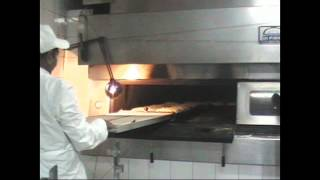 Download forno a legna per panificio wood fired oven bakeries Di Fiore Forni Video