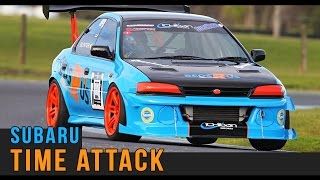 Download Subaru WRX Time Attack Video