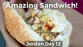Download You Have to Try This Sesame Bread Sandwich in Amman Video