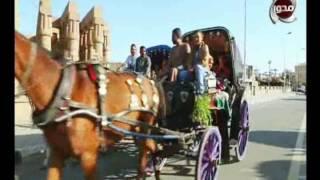 Download عزه الحسيني تروي كواليس مهرجان الأقصر Video