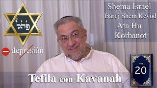 Download Kabbalah: la Tefila con Kavanah - clase 20 Shema, Ata Hu, Korbanot Video