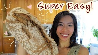 Download Easy No Knead Artisan Bread For Holidays Video