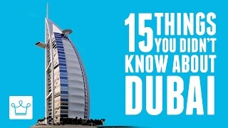 Download 15 Things You Didn't Know About Dubai Video