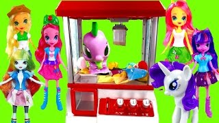 Download My Little Pony Play the Claw Machine Video