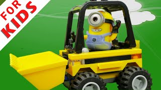 Download Minion Kevin is in danger. Minions adventure. Video